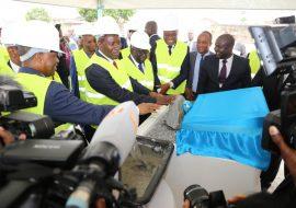 La CRRAE-UMOA lance à Abidjan les travaux de son 2ème complexe immobilier pour 15 milliards FCFA